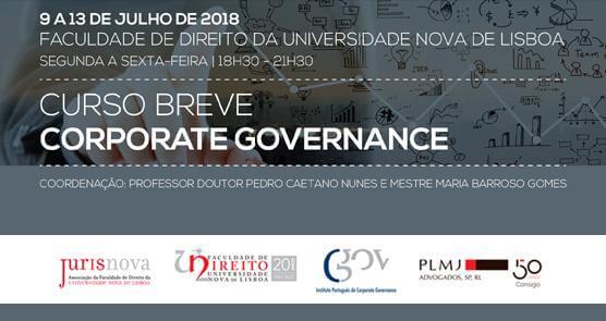 Curso Breve Corporate Governance