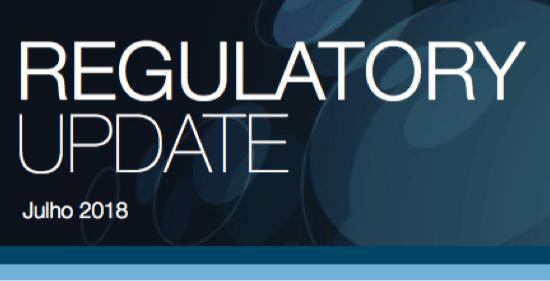 AEM – REGULATORY UPDATE de Julho de 2018