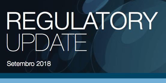 AEM – REGULATORY UPDATE de Setembro de 2018