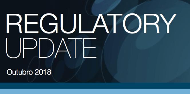 AEM – REGULATORY UPDATE de Outubro de 2018