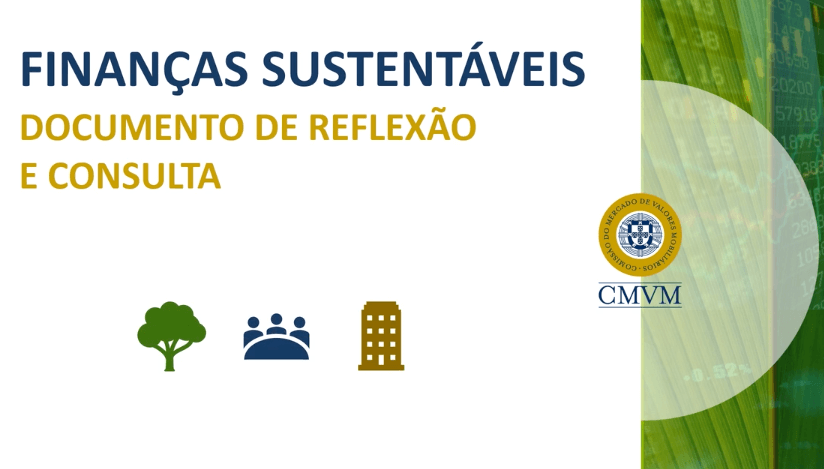 RELATÓRIO DA CONSULTA SOBRE FINANÇAS SUSTENTÁVEIS DA CMVM
