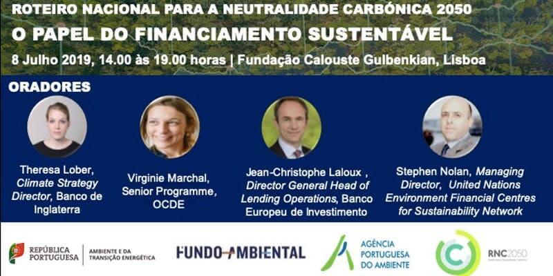 AEM na conferência sobre Financiamento Sustentável