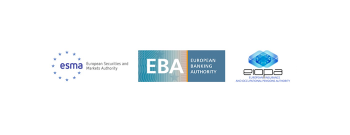 JOINT ESA CONSULTATION ON ESG DISCLOSURES