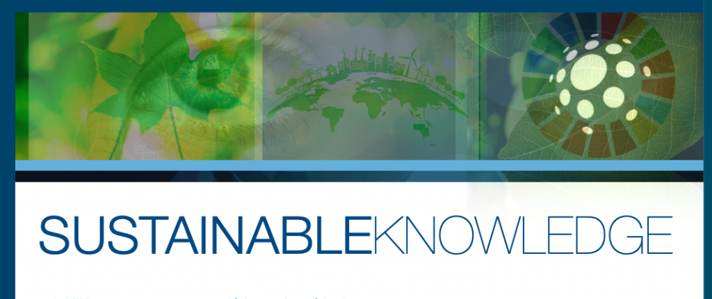 AEM – SUSTAINABLE KNOWLEDGE DE OUTUBRO