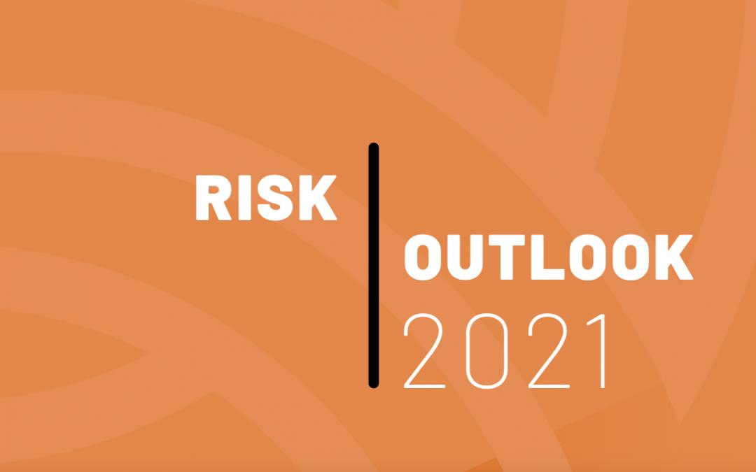 """CMVM PUBLICA ESTUDO """"RISK OUTLOOK"""" PARA 2021"""